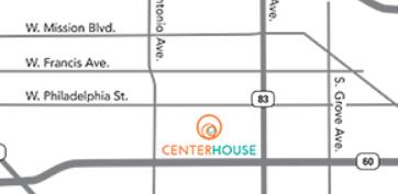 Centerhouse Ontario Map