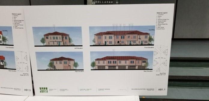 Potential Townhouse Development