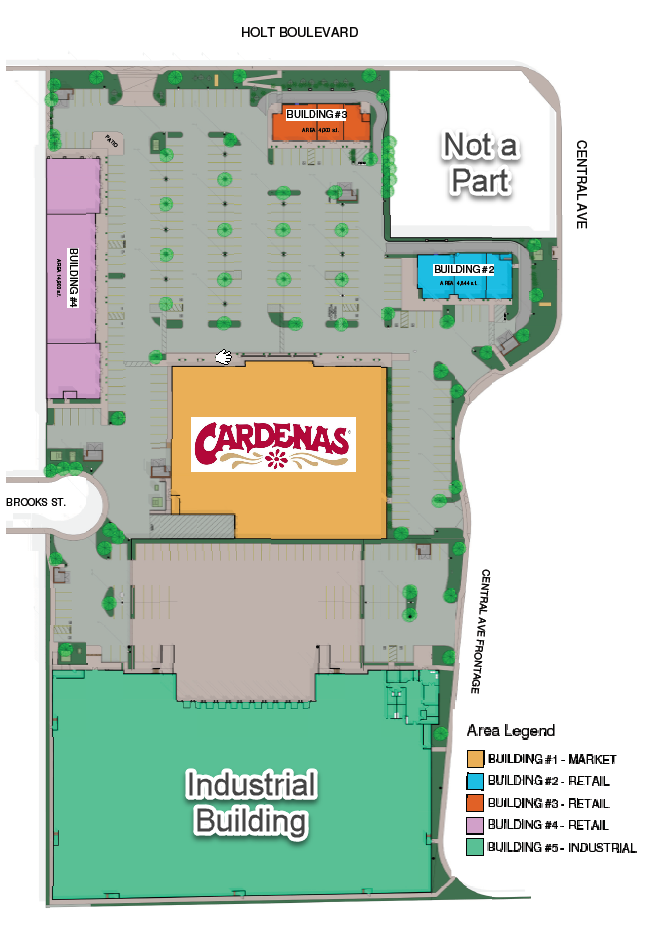New Cardenas Shopping Center Montclair 2019