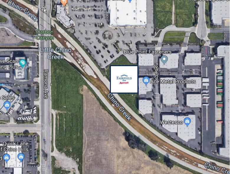 New Marriott Fairfield Inn & Suites Rancho del Chino